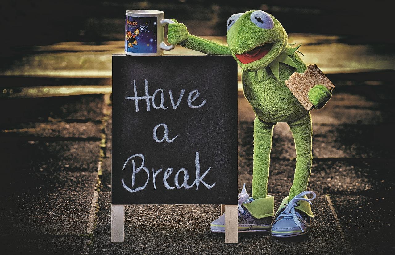 kermit, cup, drink coffee-3657139.jpg